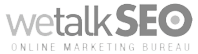 Referentie We Talk SEO logo
